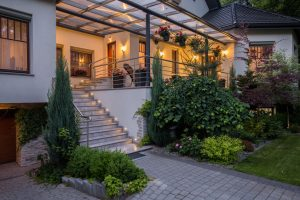 Exterior Lighting Trends